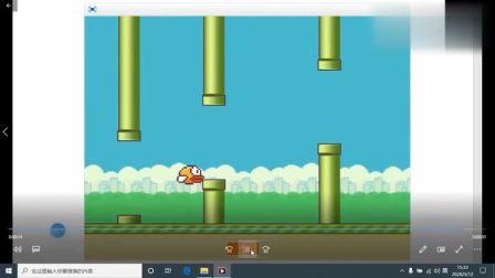 经典儿童游戏《像素鸟》-Scratch少儿编程游戏项目介绍[高清版]
