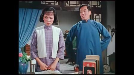 原创字幕 青春之歌 1959 上色渲染老电影