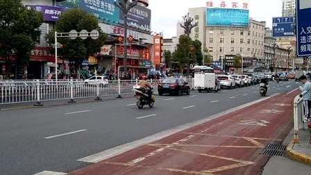 陕西省安康市汉滨区新城办巴山中路(老安运司公交站)附近
