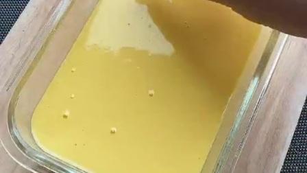 蒸酸奶蛋糕的做法