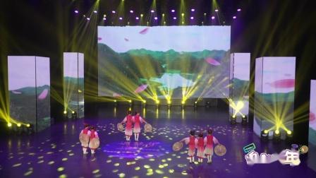 2020江西省追梦少年少儿舞蹈大赛《我家住在桃花山》---古县渡18般艺术培训中心