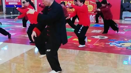 85势传统杨式太极拳
