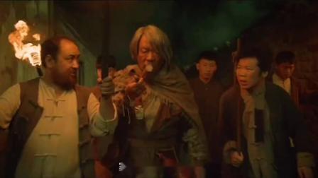 兴安岭猎人传说:2021最新惊悚大片,会吃人的大马猴,看完你怕了吗