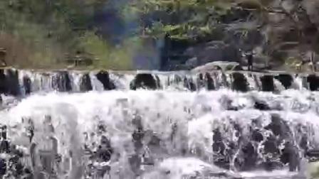 歌曲《牧羊曲》浙江省台州天台山石梁飞瀑景区2021.03.22<农历二月初十>(周一)上午拍摄
