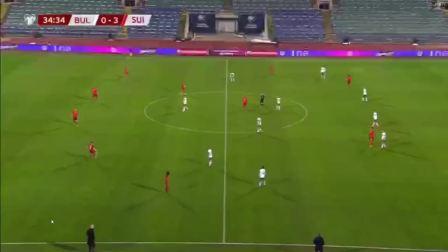 2022卡塔尔足球世界杯欧洲区预选赛(3.26-1:00)保加利亚VS瑞士比赛精彩回放(Yi绝解说)