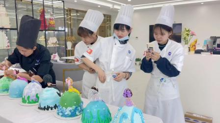 杭州港焙西点滨江哪里有蛋糕烘焙培训学校-滨江蛋糕烘焙培训学校前十名
