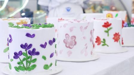 杭州港焙西点-浙江学蛋糕培训-浙江专业蛋糕培训学校