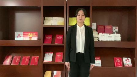 巾帼英雄故事讲述(杨珊)