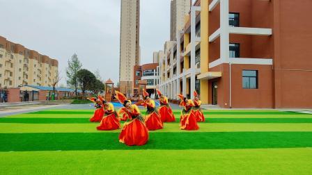 西安市鄠邑区第三幼儿园《灯火里的中国》