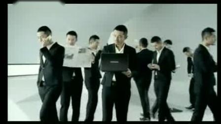 黄晓明东芝笔记本电脑广告