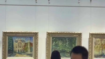 """""""西安·巴黎--西安美术学院巴黎国际艺术城教师派出项目作品文献展"""""""