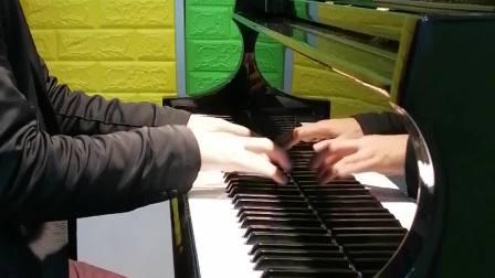 钢琴改编演奏《完美世界》—每个人心中都想有个完美的世界……