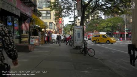 MANHATTAN | NEW YORK CITY - NY , UNITED STATES - A TRAVEL TOUR