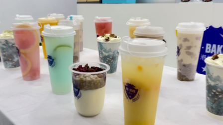 杭州港焙西点-缙云学奶茶哪里好-缙云奶茶培训学校