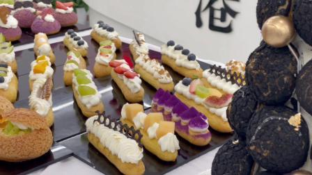 杭州港焙西点-杭州学甜品去哪学好-杭州甜品培训学校