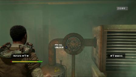 PS3电锯惊魂1疯狂难度全剧情禁武器一命攻略视频第4章