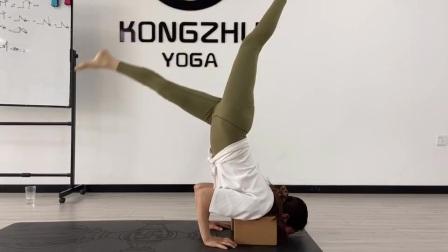【空竺瑜伽】石家庄瑜伽教练培训班&名师Aaliyah授课