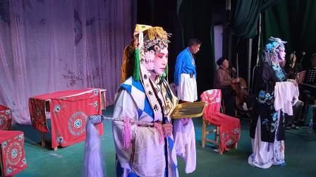 沁阳市马铺新兴豫剧团2021年5月22日演出留念