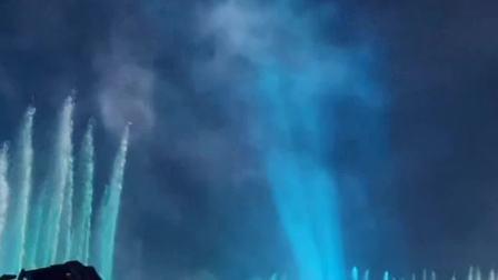 珠海长隆海洋王国烟花表演录制