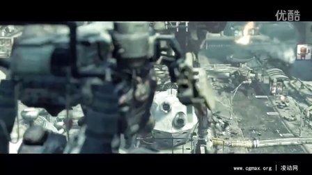 机甲类网游《机甲世界 Hawken》CG高清宣传片