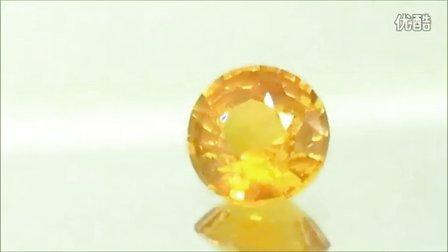 天然黃色藍寶石 - 約4克拉