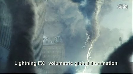 《全民超人汉考克》VFX特效合成花絮2