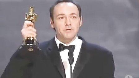 2000年第72届奥斯卡 最佳男主角——凯文史派西《美国丽人》