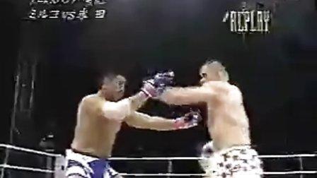 K1格斗之王战警米尔科经典KO集锦(注意看视频信息)