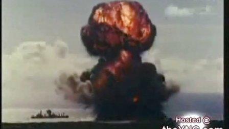 1000吨TNT爆炸的威力