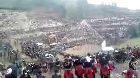 金平县铜厂香花山节
