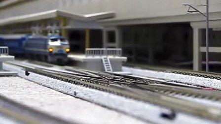 【鉄道】[模型] N Blue Trains