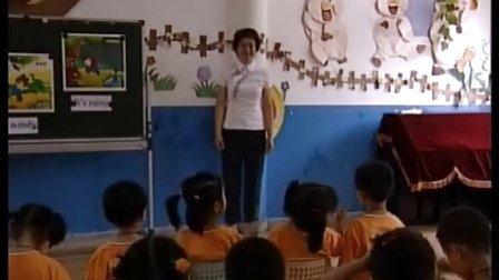 剑桥幼儿园英语教学示范课