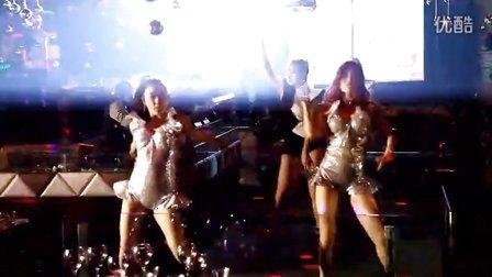 领舞现场实拍 酒吧领舞现场实拍