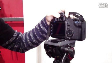 曼富图500摄像云台系列(广东话)