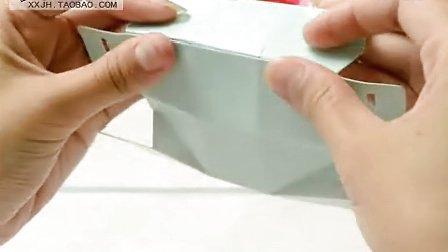 玲珑球喜糖盒制作教程