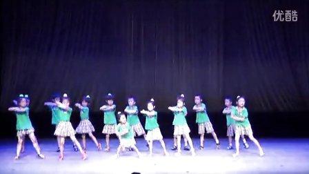 幼儿舞蹈:我们都是一家人