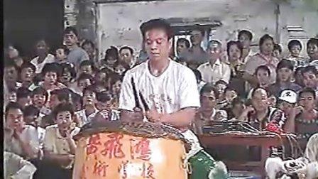 黄飞鸿武术学校醒狮打鼓锣鼓精彩表演