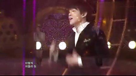 101113 MBC 音乐中心 Beige December DK - 和朋友相爱时