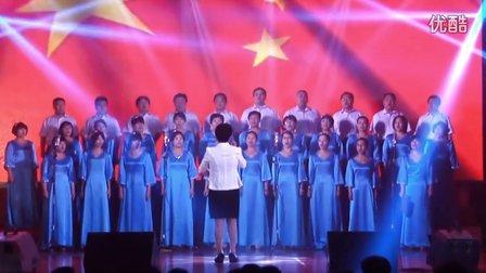 纪家庙村 小合唱【没有共产党就没有新中国】