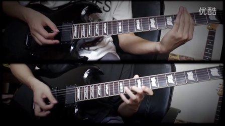 [AMATORY] Dual Guitar Cover 双吉他翻弹(Drop A) 金属核