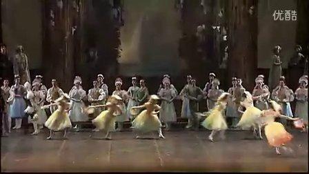 【唐吉尔看芭蕾】天鹅湖Swan Lake 第三幕拿波里舞(Zakharova版)
