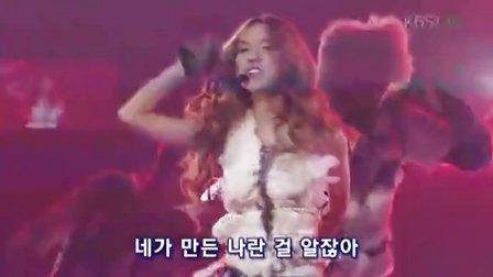 李贞贤,阿里阿里,第4届中韩歌会