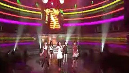 Wonder Girls Tell Me现场版