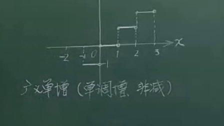 高等数学 03 蔡高厅 天津大学 共189讲 整套联系Q896730850