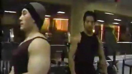 肌肉训练_腹部