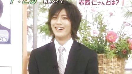 【PV】《微笑的弧度》KATTUN 赤西仁