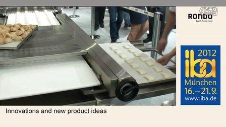 RONDO瑞士龙都: 德国IBA国际烘焙展视频_2012