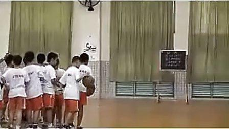 A613体育三四年级三四年级单元《篮球运球》模块人教课标版唐廷照小