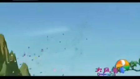 经典动画:马兰花01
