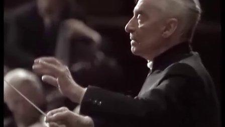"""贝多芬《d小调第九交响曲""""合唱""""》Op.125 卡拉扬指挥柏林爱乐乐团[英文字幕]"""